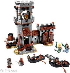 LEGO レゴ Disney 海賊 パイレーツ・オブ・ザ・カリビアン ホワイトcap Bay 4194 131220fnp