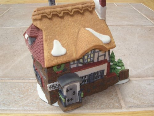 Department 56 Heritage Village Collection ; Dickens' Village Series ; Betsy Trotwood Cottage David