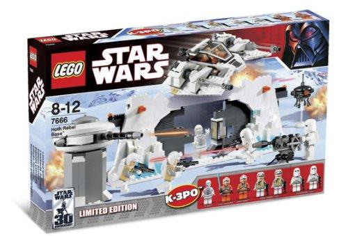 レゴ LEGO スターウォーズ 7666 ホス・レベルベース