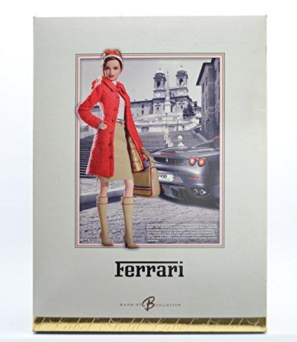 フェラーリ フィラーリ バービー Ferrari Barbie H6466