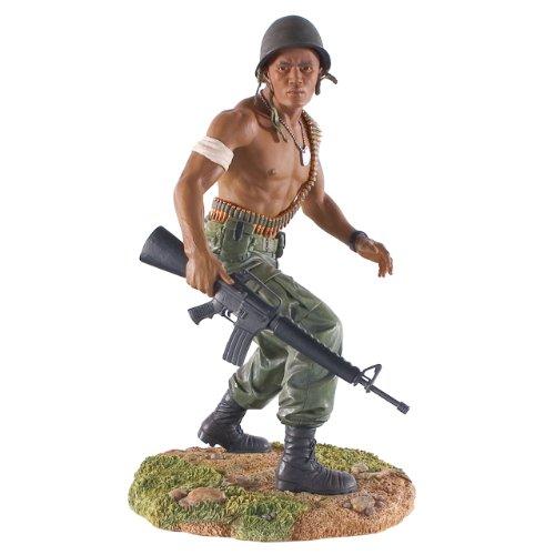 限定版★トーマス・ブラックシェア Thomas Blackshear United We Stand Army Collectible Figurine フ