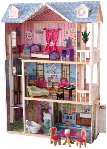 [キッドクラフト]KidKraft My Dreamy Dollhouse with Furniture 65823