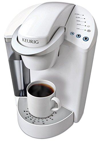 K45 Elite Rhubarb シングルカップ 醸造システム/コーヒーメーカー Keurig社 White