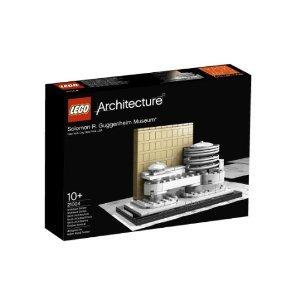 レゴ アーキテクチャー グッゲンハイム美術館 21004