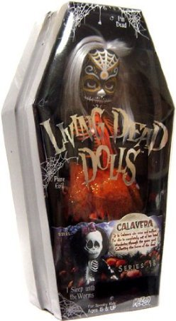 Living Dead Dolls Urban Legends Series 18 HALLOWEEN Variant Calavera ドール 人形 フィギュア