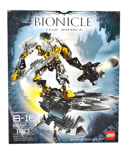 おもちゃ Lego レゴ Year 2008 Bionicle Series Set # 8697 - TOA IGNIKA with Kanohi Ignika, Powerful