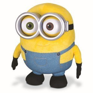Thinkway Toys - Minions 31014 Giant Plush Bob chatty 40 cm. by Thinkway Toys
