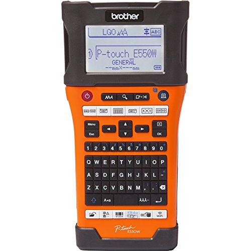 Brother ブラザー工業 P-touch EDGE PT-E550W エレクトロニック ラベル プリンター