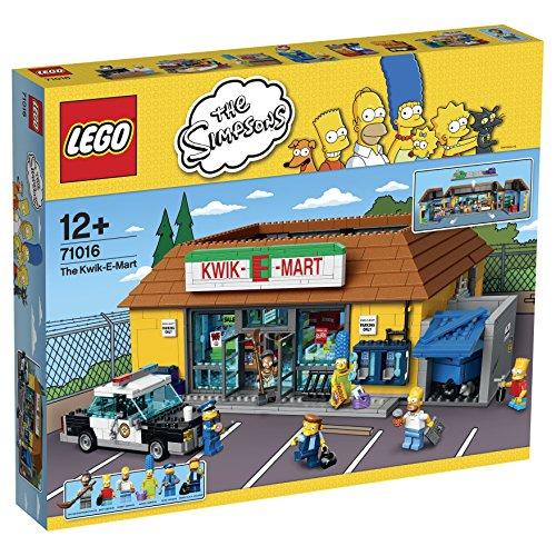 レゴ LEGO The Simpsons Kwik-E-Mart Set #71016 おもちゃ ブロック トイ ホビー