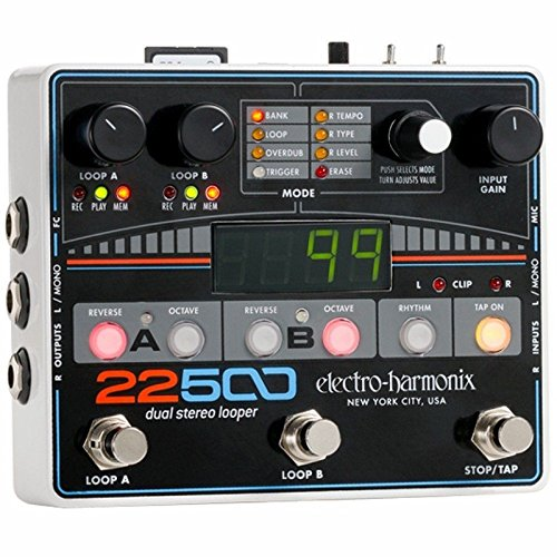 Electro-Harmonix 22500 Dual Stereo Looper ルーパー