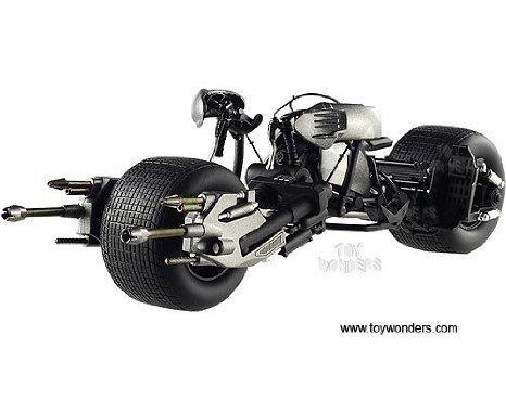 X5471/9964 Mattel (マテル) Hot Wheels (ホットウィール) Elite Batman - The Dark Knight Trilogy Movi