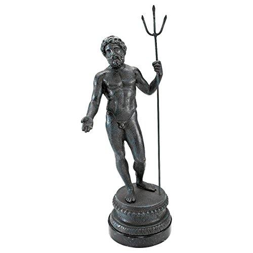 Design Toscano Neptune God of the Sea Sculpture