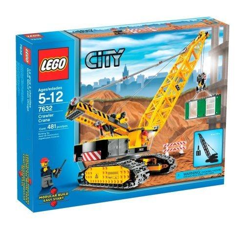 LEGO City Crawler Crane (7632) by LEGO