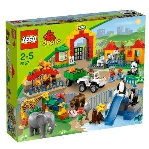 レゴ 6157 デュプロ 大きなどうぶつえんBig Zoo 海外直送品・