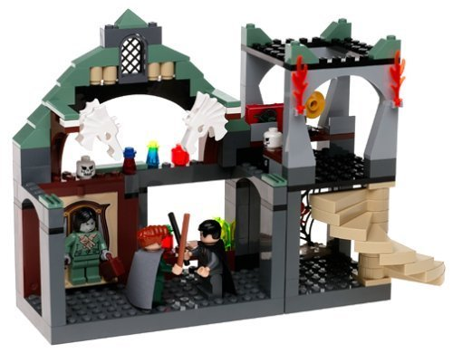 Lego Harry Potter Professor Lupin's Classroom - 4752 by Lego