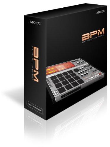 MOTU モツ BPM ドラム 1.5 音源