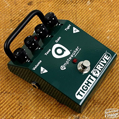 Amptweaker TightDrive Overdrive Effects Pedal
