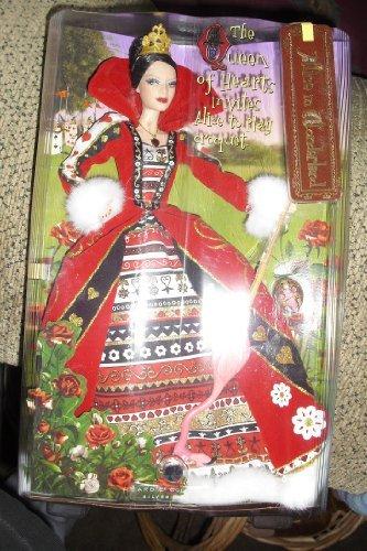 バービー Barbie Alice In Wonderland Queen Of Hearts Doll ドール 人形 フィギュア