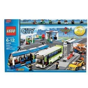 レゴ シティ 輸送ステーション 8404