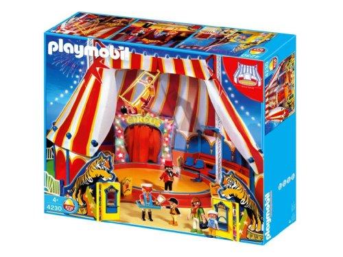 PLAYMOBIL (プレイモービル) Circus Ring