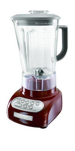 キッチンエイド ブレンダー グロスシナモン KitchenAid KSB560GC 5-Speed Blender with Polycarbonate Ja