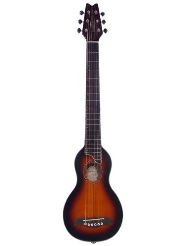 RO10TSB ローバースチール弦トラベルアコースティックギター  Washburn社 タバコサンバースト
