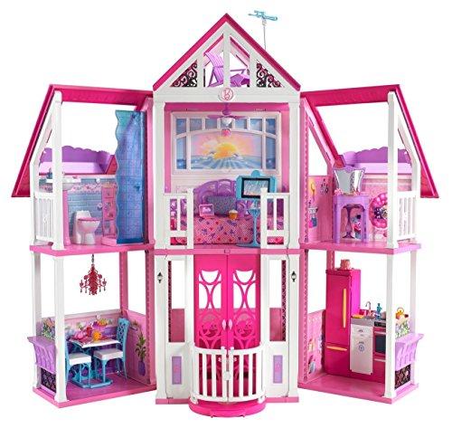流行に  バービー夢のマイホーム マリブドリームハウス Exclusive Barbie Dreamhouse Malibu Malibu Dreamhouse, ヤマサキチョウ:54180a2f --- canoncity.azurewebsites.net