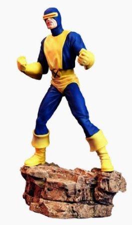 【SALE】 Silver Age X-Men (エックスメン) 人形 : Age (エックスメン) Cyclops Statue フィギュア おもちゃ 人形, マリアージュドケイ:1b964e79 --- canoncity.azurewebsites.net