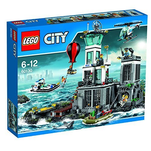 LEGO City Police 60130: Prison Island Mixed by LEGO