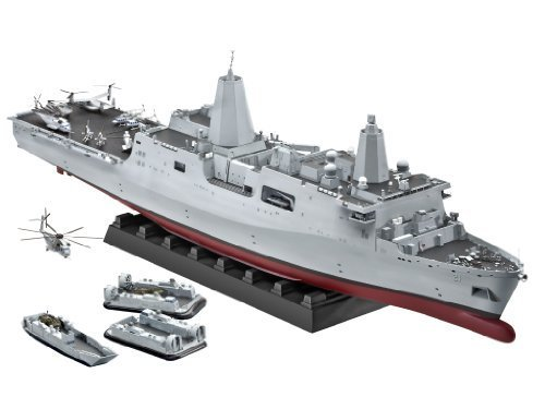Revell 1:350 Scale U.S.S. New York by Revell