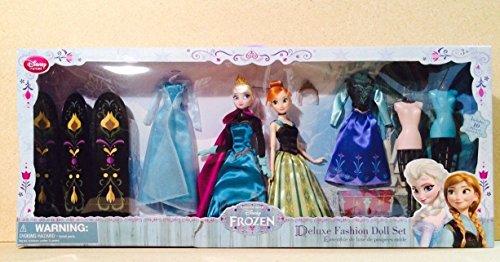 アナと雪の女王 人形セット Disney Frozen Anna & Elsa Fashion Doll Set