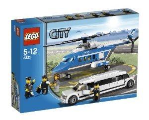 LEGO (レゴ) City Set #3222 ヘリコプター Limousine ブロック おもちゃ