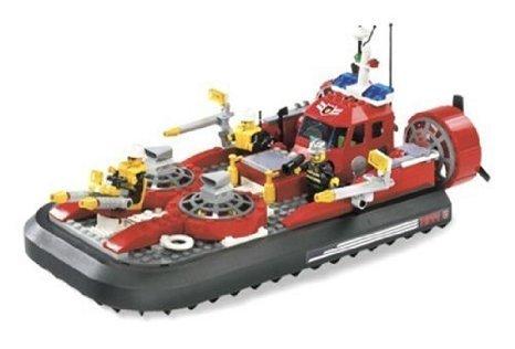 新しいコレクション LEGO (レゴ) Hovercraft おもちゃ Fire Hovercraft (レゴ) ブロック おもちゃ, ブライダルインナー リュクシー:7f42fb88 --- canoncity.azurewebsites.net