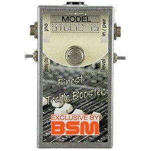 BSM Studio '75 Booster リッチー・ブラックモア サウンド ブースター