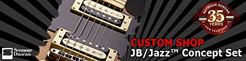 Seymour Duncan セイモア ダンカン ピックアップ Custom Shop JB/Jazz TeleGib Concept Set Zebra カスタ