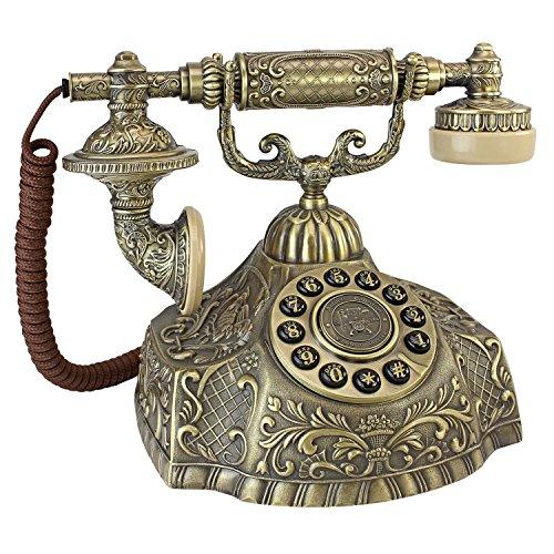 Design Toscano Grand Empress 1932 Reproduction Telephone
