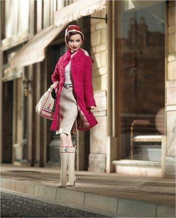 Ferrari Fashion Barbie(バービー) Doll - Gold Label - 2006 Mattel ドール 人形 フィギュア