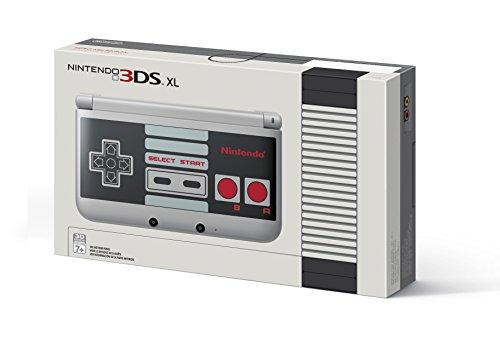 Nintendo 3DS XL Retro NES Edition (輸入版:北米)
