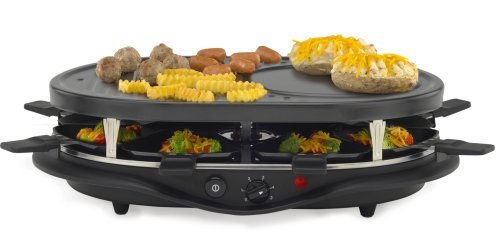 West Bend 6130 Raclette Party Grill