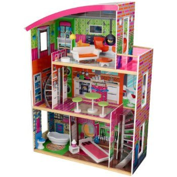 KidKraft?Designer Dollhouse with Furniture おもちゃ
