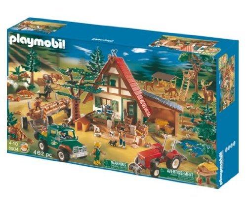 PLAYMOBIL (プレイモービル) Forest Set