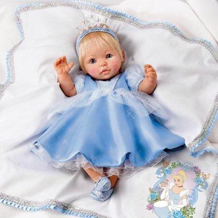 Ashton Drake Disney (ディズニー)Cinderella (シンデレラ) Heartfelt Dreams Musical Doll ドール 人形