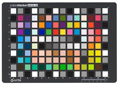 X-Rite エックスライト colorchecker DIGITAL SG カラーチェッカー デジタルSG