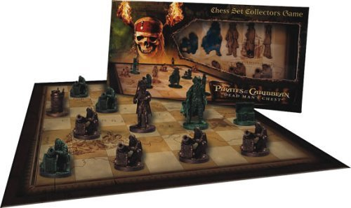【受注生産品】 Pirates of the Caribbean - the Pirates Cards Collectors Chess Set by Cards Inc, くつ 雑貨 ケアママ Care Mom:3063e15a --- blablagames.net