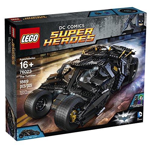 レゴLEGO Superheroes The Tumbler