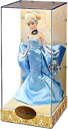 Disney (ディズニー)Princess Exclusive 11 1/2 Inch Designer Collection Doll Cinderella ドール 人形