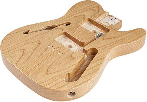 フェンダー Fender Mexico メキシコ 純正パーツ 998011721 Thinline Telecaster HH Ash Body Vintage Bri