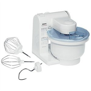 Bosch Compact Mixer MUM4405 White Stand Mixer