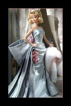 限定品 (限定品) Silkstone Barbie(バービー) Doll Delphine Fashion Model Collection ドール 人形 フィ