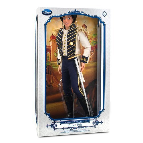 Disney Store Limited Edition Prince Eric 18